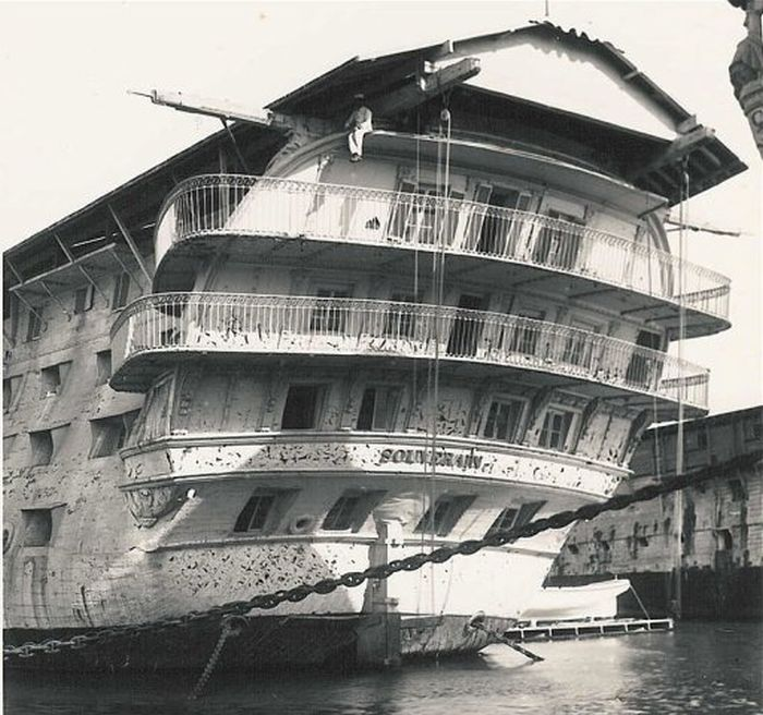 Historical Photos Of Wooden Ships