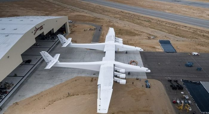 The Biggest Plane Ever Created