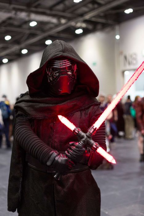Epic Cosplay Outfits From London's MCM Comic Con
