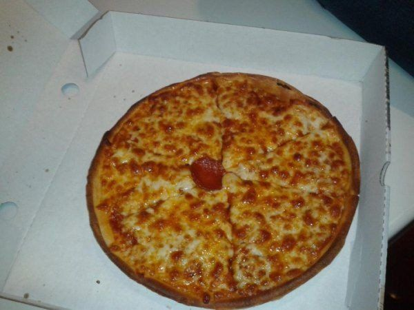 People Who Should Be Banned From Pizza Forever