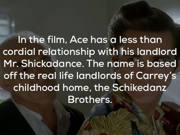Awesome Facts About Ace Ventura