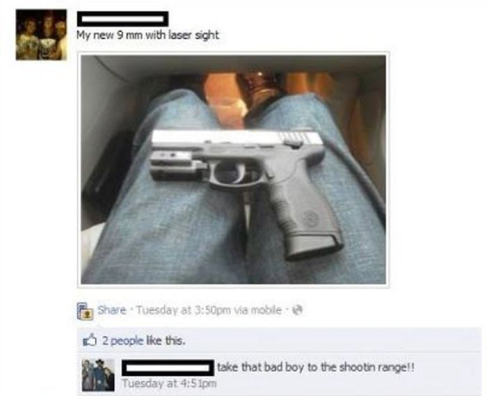 Really Embarrassing Gun Fail