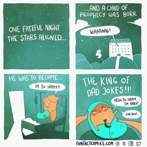 Fun Fact Comics That Will Surprise You With Unexpected Endings