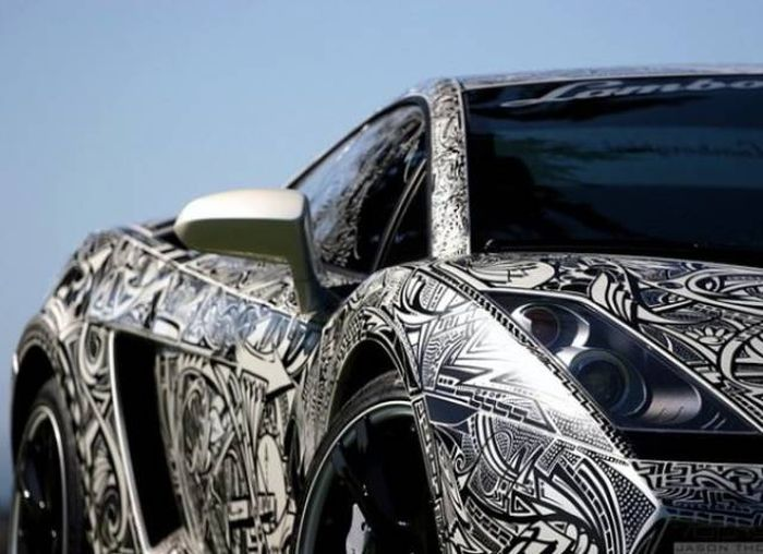 Expensive Cars Can Be Ruined Or Improved With Paint Jobs