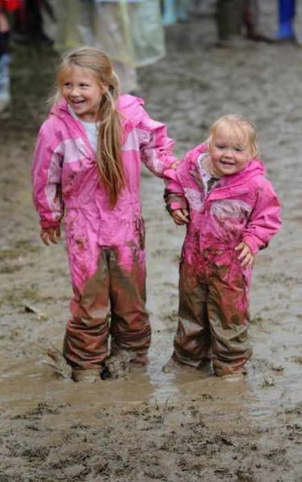 Glastonbury Is The Perfect Festival For People Who Like Mud