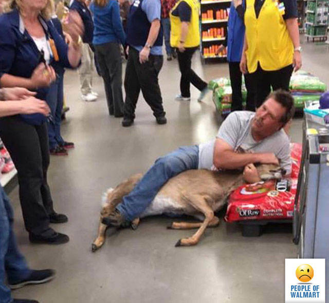 Walmart And Hell Have A Lot In Common
