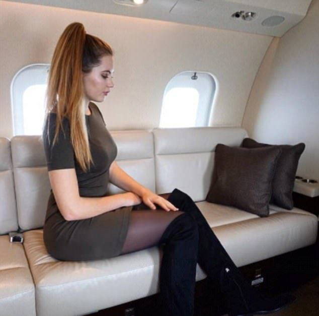Rich Kids From Germany Flaunt Their Wealth