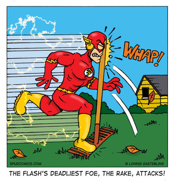 Proof That One Image Comics Can Be Funny
