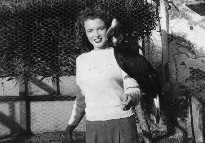 Rare Pics Of Marilyn Monroe Before She Became Famous