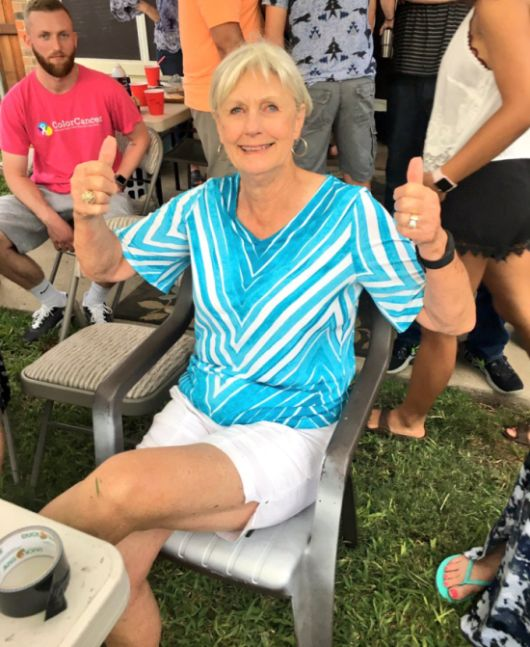 This Grandma Still Knows How To Party