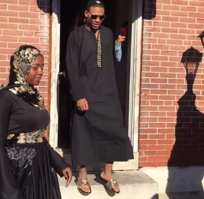 Mother Spends $25,000 On Her Son's Dubai Themed Prom Send Off