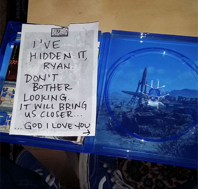 Wife Plays A Ridiculous Prank On Her Gamer Husband