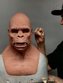 Immortal Masks Are Very Creepy