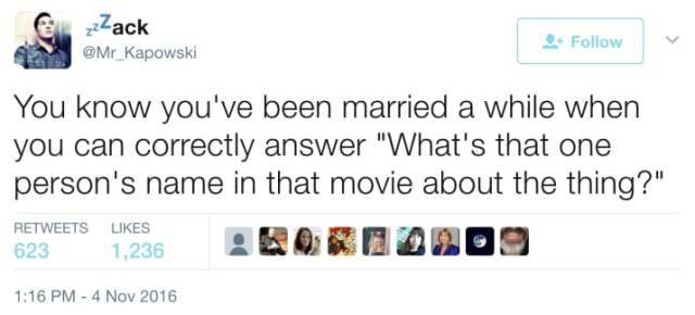 Proof That Forever Married Is Just An Awkward Friend Of Forever Alone
