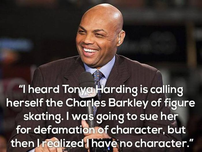 Charles Barkley Is Definitely Good At Saying Wise Words