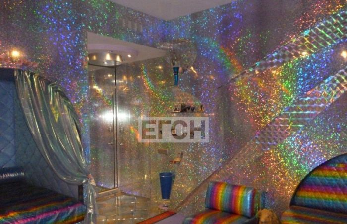Moscow Apartment Is Decked Out With An Insane Interior