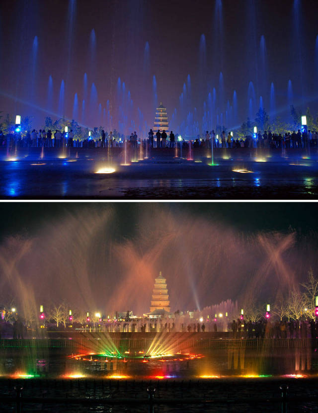 This World Is Full Of Magnificent Fountains