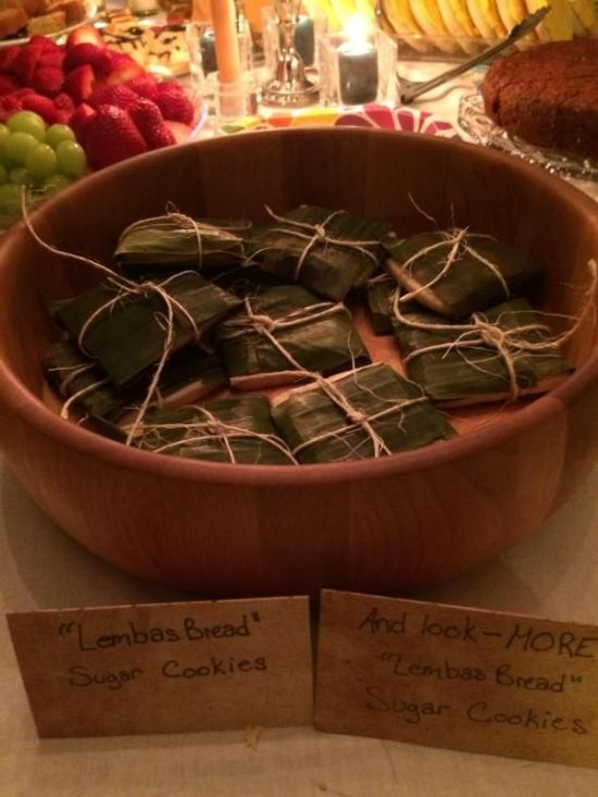 Amazing Girlfriend Throws Impressive Lord Of The Rings Birthday Party