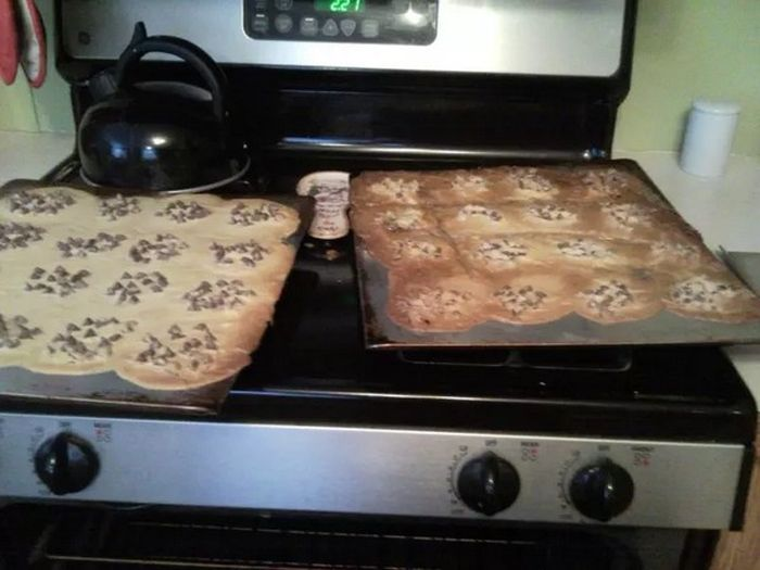 Cooking Disasters That Look Disgusting
