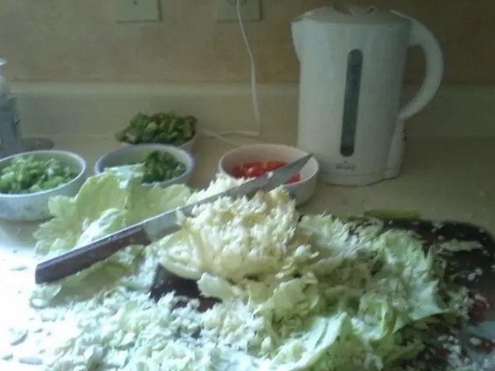 Cooking Disasters That Look Disgusting