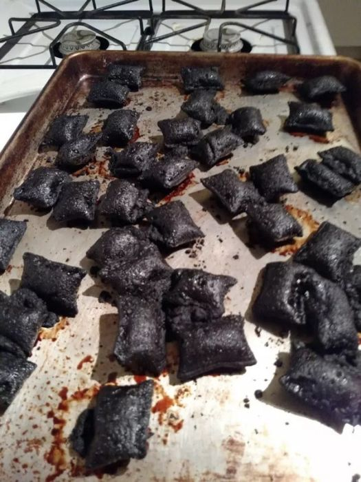 Cooking Disasters That Look Disgusting Others