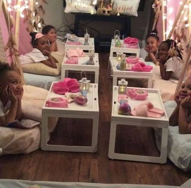 These Parents Took Pajama Parties To The Next Level