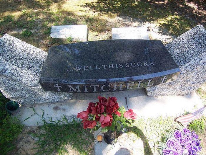 Tombstones That Definitely Got The Last Laugh
