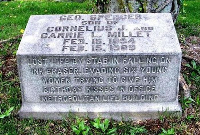 Tombstones That Definitely Got The Last Laugh