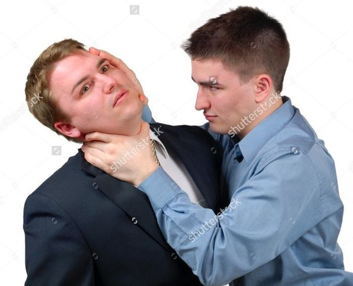 Awkward Stock Photos That Don't Hide The Pain