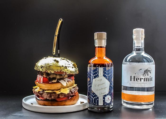 Feast Your Eyes On The World's Most Expensive Hamburger