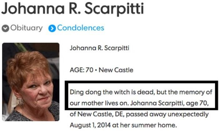 Hilarious Obituaries That Prove Comedy Survives Beyond The Grave