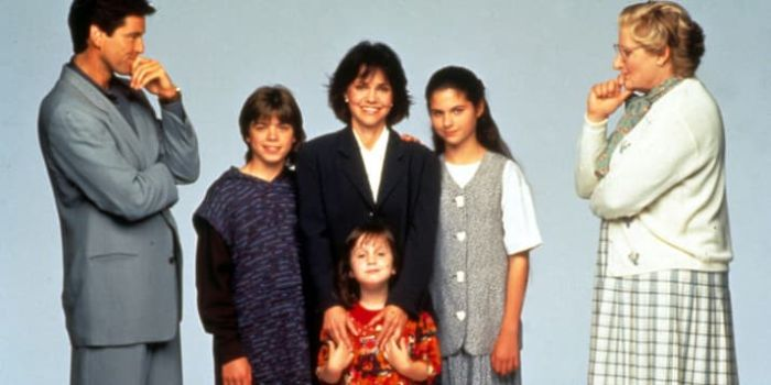 What The Son From Mrs. Doubtfire Looks Like Now