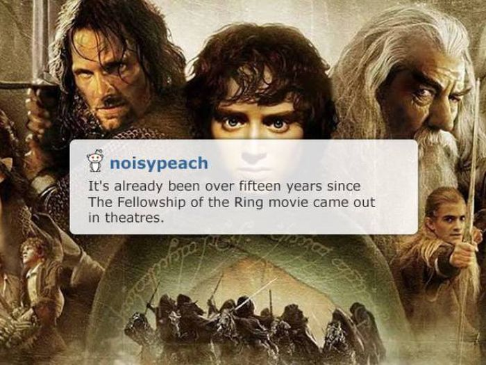 Pictures That Will Make You Feel Ancient
