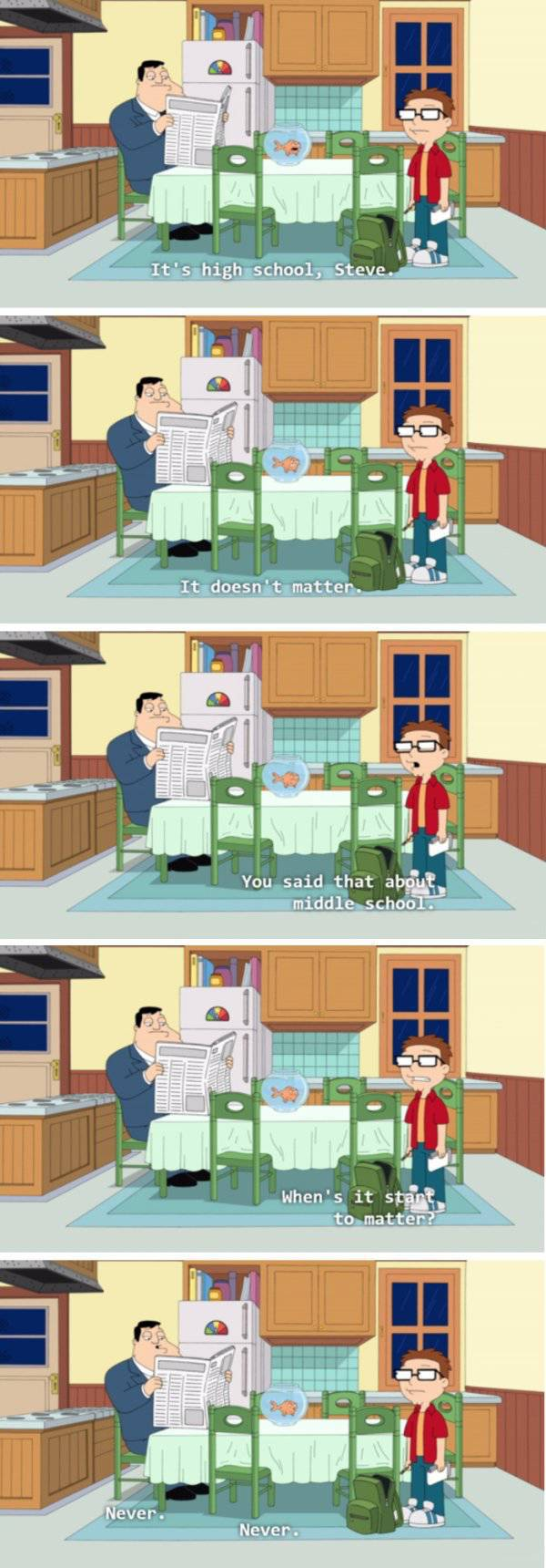 American Dad Jokes Are The Perfect Kind Of Sick Humor