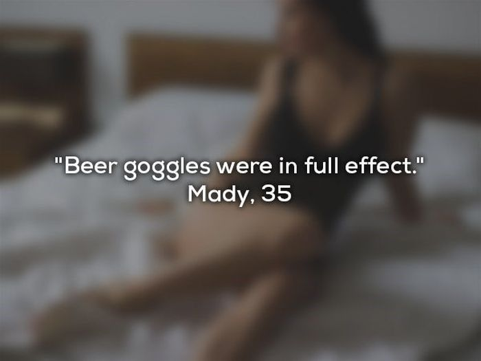 People Describe One-Night-Stand Fails Using Six Words Or Less