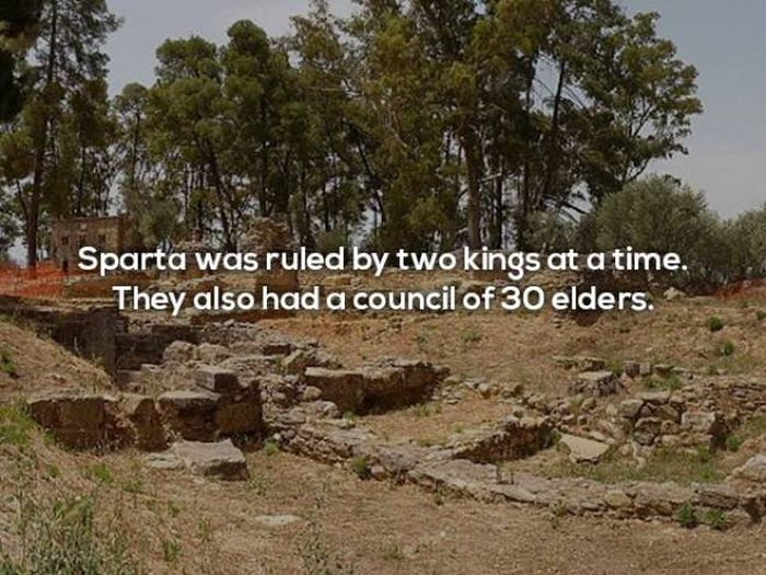 Interesting Facts About Ancient Sparta