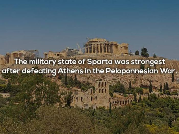 Interesting Facts About Ancient Sparta Others
