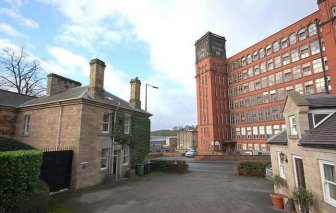 Old Police Station Now For Sale In Derbyshire
