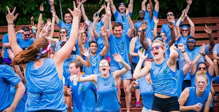 Summer Camp For Adults Is The Best Thing Ever