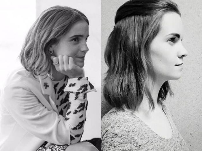 Emma Watson's Doppelganger Is Almost Spooky