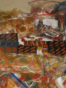 Texas Police Find 600 Pounds Of Lollipops Laced With Meth