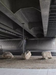 Student Discovers Apartment Under A Bridge In France