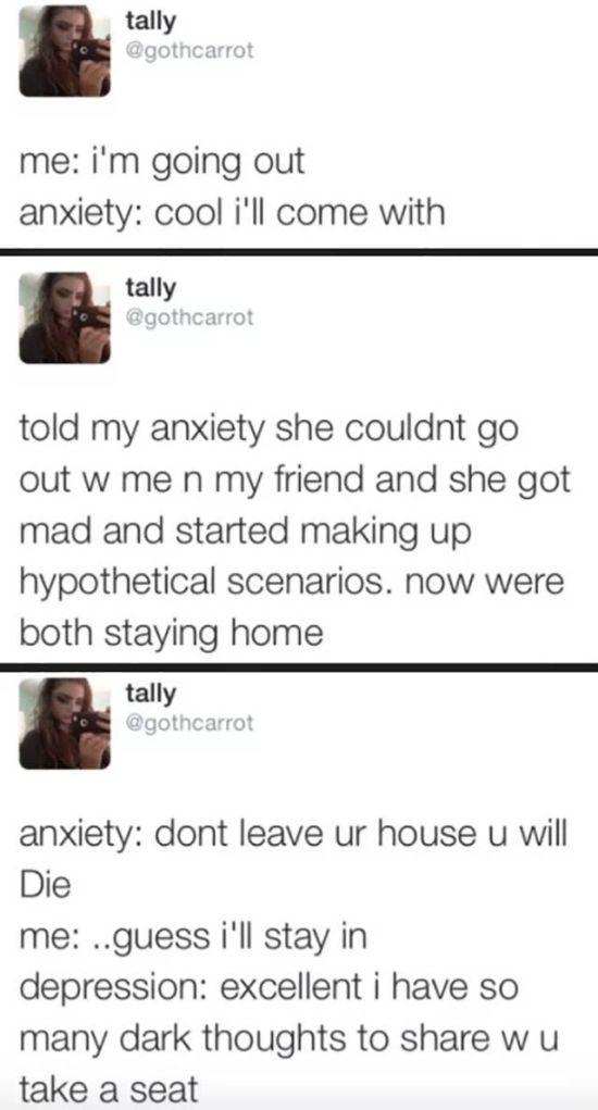Anxiety Jokes That Prove That Laughter Can Cure Anything