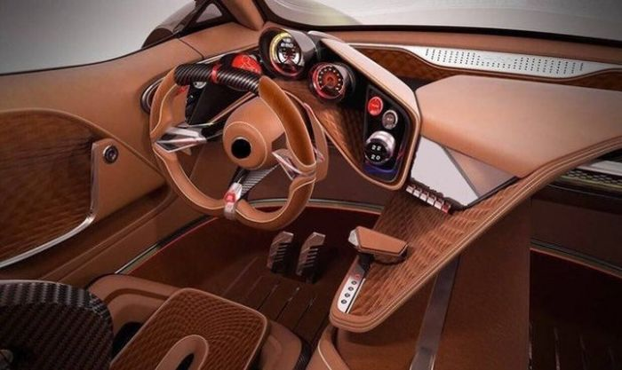 First Ukranian Supercar Estimated To Cost 700 Thousand Euros
