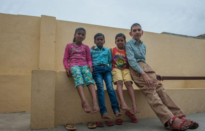 India Is Home To The World's Tallest Boy