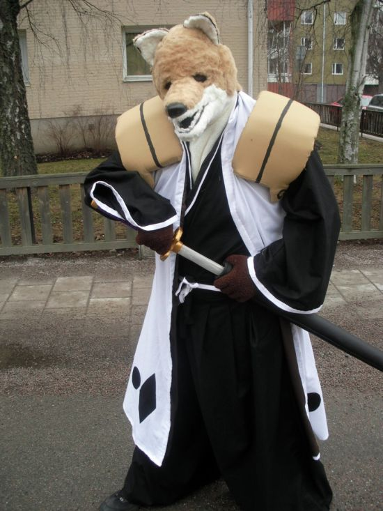 Cosplay Is Awesome Even When It's Done Wrong
