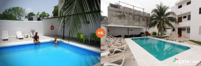 What Hotels Actually Look Like Compared To Glossy Brochure Photos