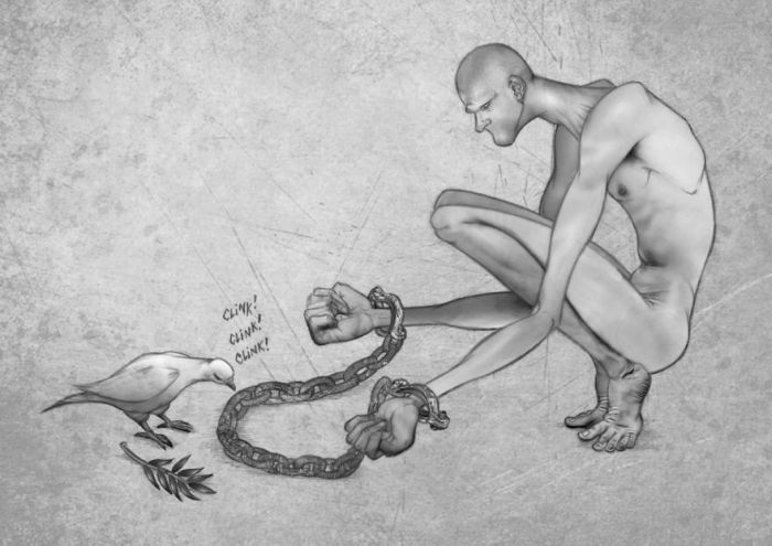 What's Wrong With Society Captured In Thought Provoking Illustrations