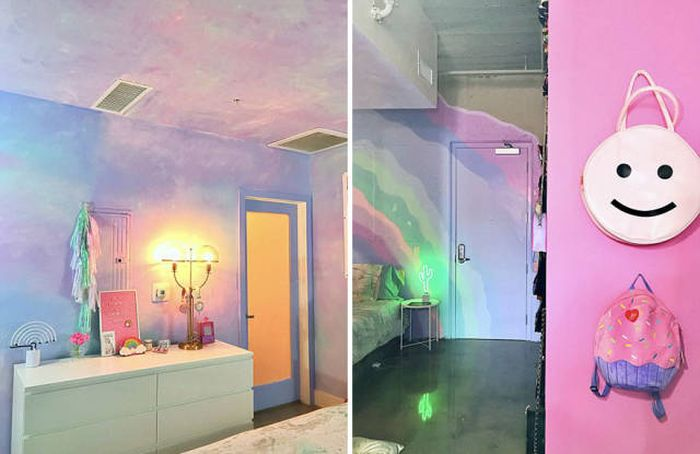 What It's Like To Live Inside Of A Rainbow
