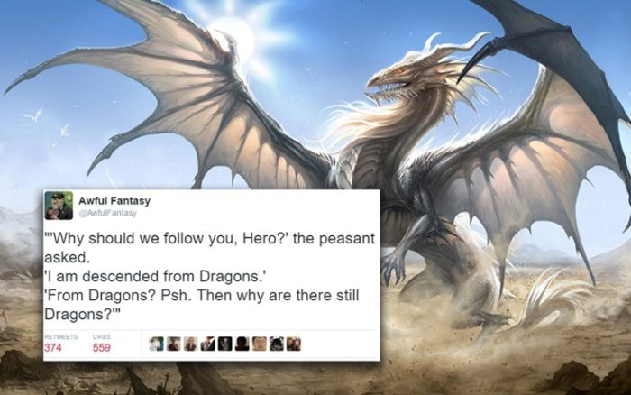 10 Awful Fantasy Tweets That Really Aren't Awful At All